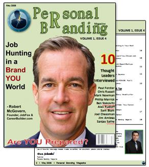 Personal Branding Magazine - Full Issue 4