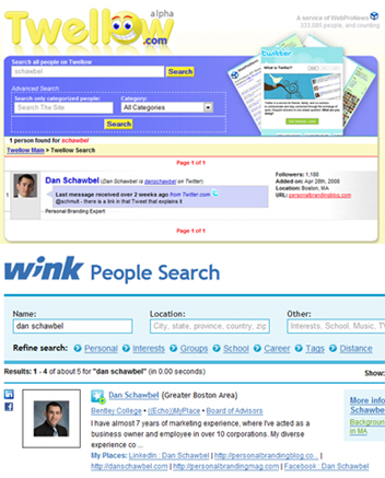 Free People Search Engine  ZabaSearch